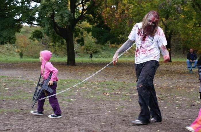 Sure, molly had promised her parents that shed walk her zombie daily if they only let her keep it, but she hadnt taken the artillery into consideration. What a hassle!